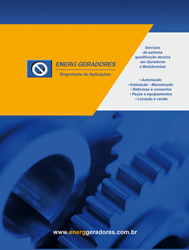 Catálogo Energ Geradores