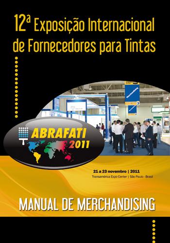 Manual de Merchandising – Abrafati 2011