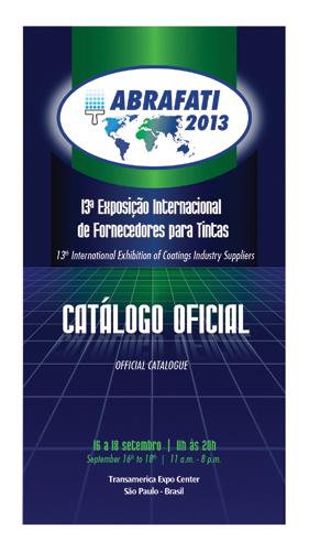 Catálogo Oficial – Abrafati 3013