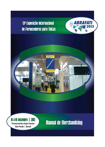 Manual de Merchandising – Abrafati 2013