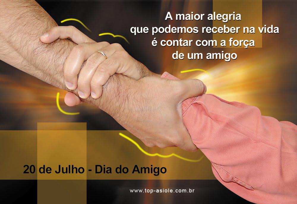 marketing direto Cartão Amizade