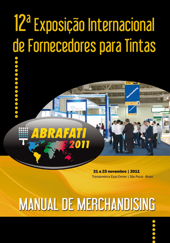 Manual de Merchandising – Abrafati 2011